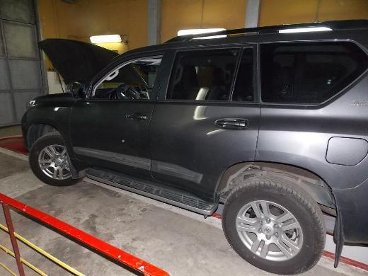 Прикордонники затримали автомобіль вартістю понад півмільйона гривень (ФОТО)
