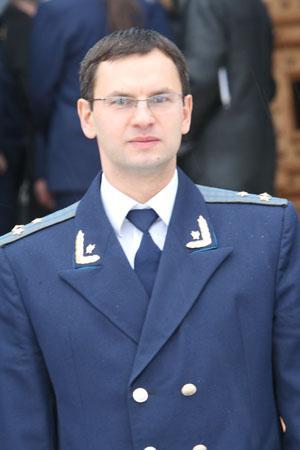 Руслан Біловар призначений тимчасово виконуючим обов'язків прокурора міста Ужгорода