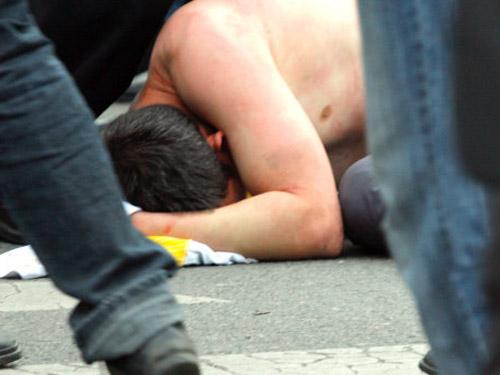 На одній із баз відпочинку Закарпаття група осіб страшенно побила чоловіка