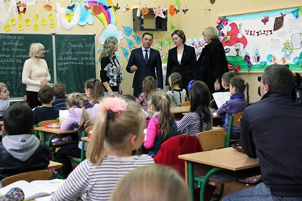 Представники словацької нацменшини можуть отримати якісну освіту на Закарпатті