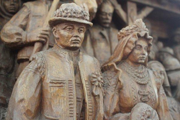 На честь 100-річчя від дня народження Василя Свиди в Ужгороді пройшла виставка його творів