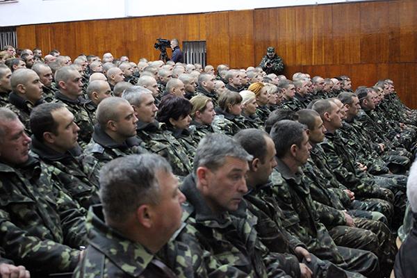 Міністр оборони перевірив роботу закарпатських військових