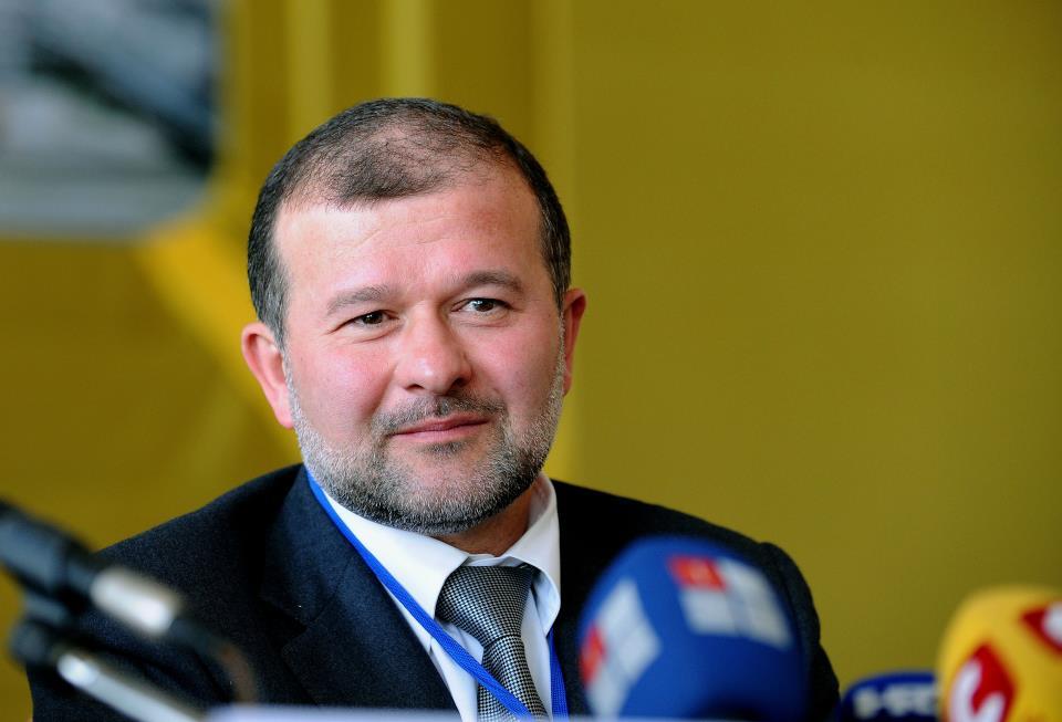 Віктор Балога заявив, що Україна має відкликати свою заявку на проведення Олімпіади-2022