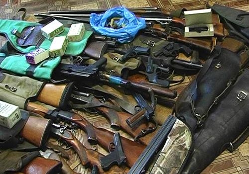 Протягом місяця на Мукачівщині можна офіційно зареєструвати нелегальну зброю