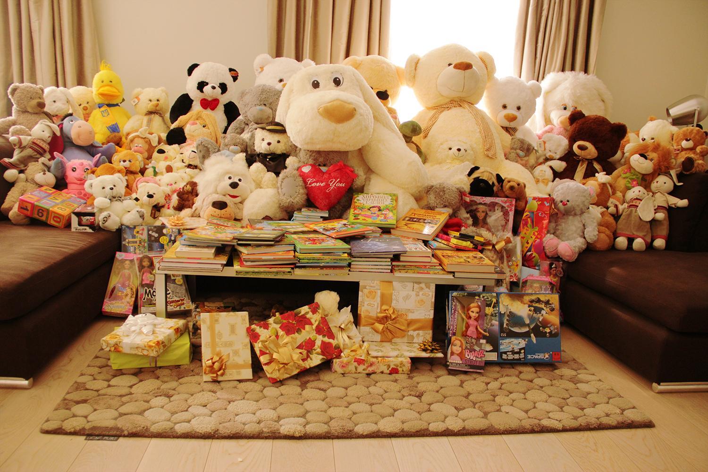 Для дітей з функціональними обмеженнями у Мукачеві збирають іграшки та книги, а також оголосили конкурс
