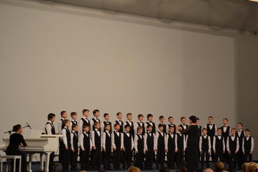Мукачівська хорова школа відзначила свій ювілей (ФОТО)