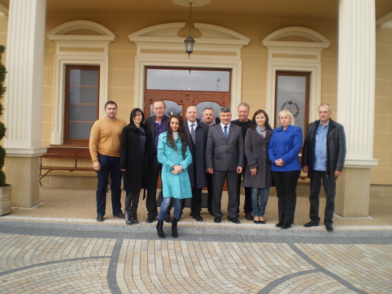 Делегація Ужгородщини побувала в Польщі