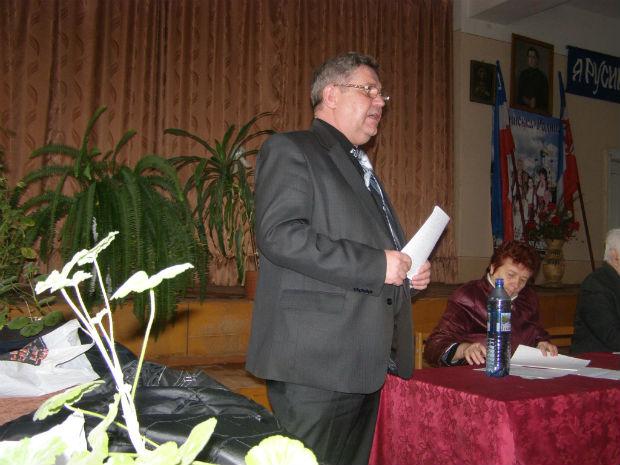 У Мукачеві пройшла чергова конференція обласного товариства імені Духновича (ФОТО)