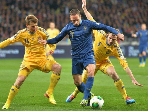 Не довго казка тривала... Франція - Україна 3:0 (ВІДЕО)