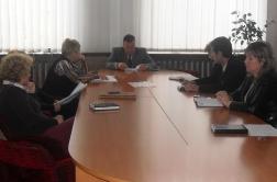 В Ужгородській РДА обговорювали питання підтримки індивідуального житлового будівництва у селах