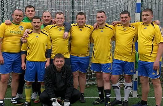 В Ужгороді відбувся перший етап турніру з міні-футболу, присвячений Дню міліції України