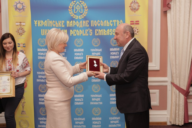 Орден від Президента України отримав мукачівець (ФОТО)