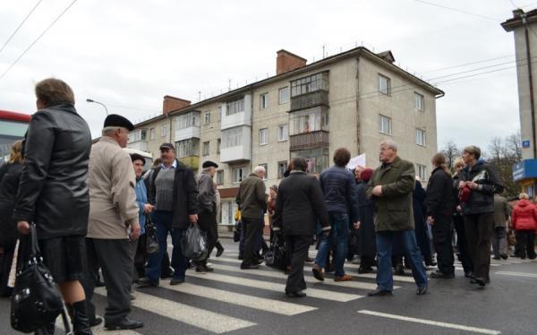 Студенти Мукачівського держуніверситету планують перекрити вулицю Ужгородську у зв'язку зі зміною ректора
