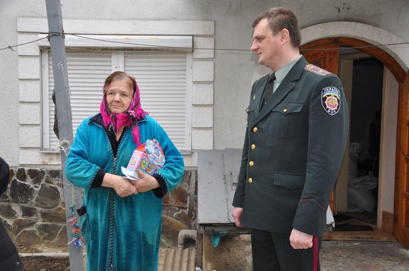 Начальник Закарпатської установи виконання покарань №9 відвідав сім'ю колишнього працівника