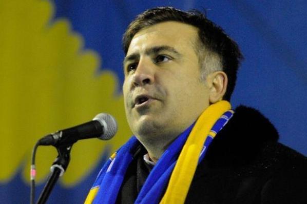 Колишній президент Грузії Михайло Саакашвілі привітав весь світ з Новим роком українською мовою