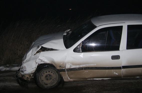 Недотримання водієм правил дорожнього руху призвело до травмування 4 людей, серед яких була 10-річна дитина (ФОТОФАКТ)