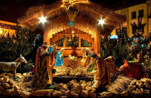 Графік святкових різдвяних літургій у Мукачеві