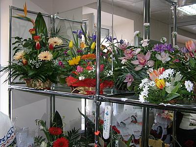 У Мукачеві по вулиці Возз'єднання пограбували магазин квітів