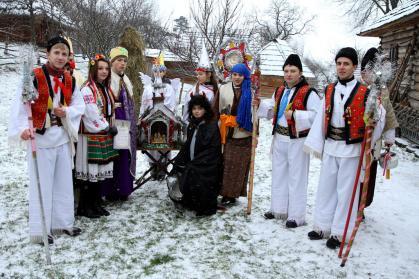 """В Ужгороді відбудеться обласний фестиваль """"Коляди в старому селі"""""""