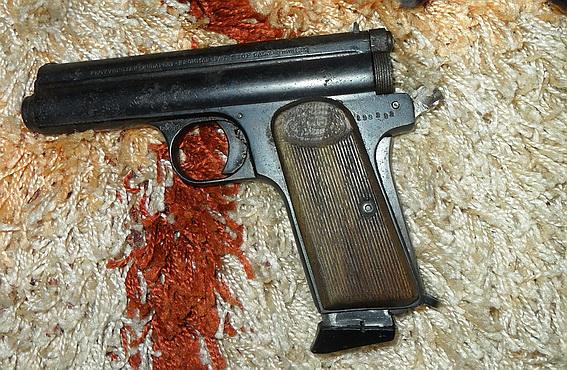 На Іршавщині приватний підприємець покінчив з життям, вистріливши собі у голову з пістолета