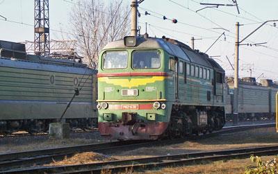У Мукачеві з території локомотивного депо жінка намагалася викрасти металеву стружку