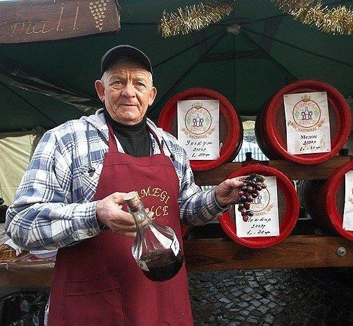 Подарунок від мера Мукачева за найкраще вино отримає Іван Урста