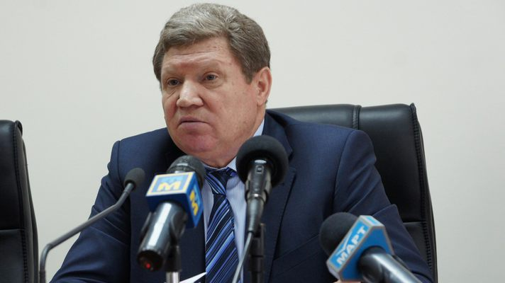 Новообраний депутат ВР Микола Круглов написав заяву про входження до фракції Партії регіонів