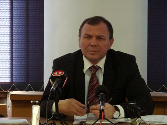 Віктор Погорєлов пропонуватиме Оксані Каліновській посаду головного аріхітектора Ужгорода