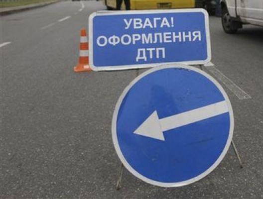 "На Хустщині ""Рено"" в'їхало в огорожу, постраждала пасажирка авто"