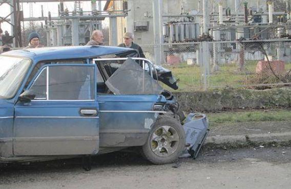Військова прокуратура займається ДТП у Виноградові за участі сержанта служби за контрактом