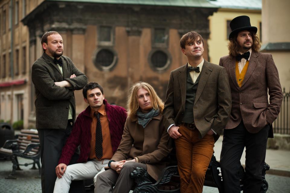 """У продажі з'явилися квитки на презентацію нового альбому """"Білий день"""" колоритного закарпатського гурту Rock-H"""