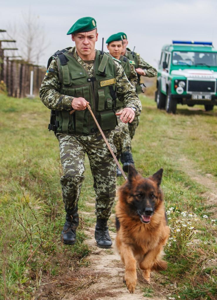 Двом європейцям не вдалось проникнути на територію України не поміченими