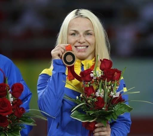 До Виноградова їде олімпійська чемпіонка з вільної боротьби Ірина Мерлені
