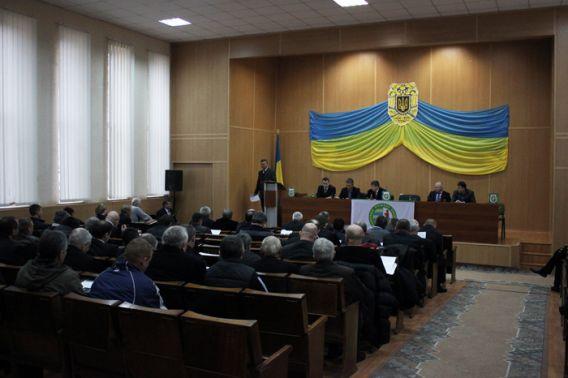 У Мукачеві відбулася звітно-виборча конференція Федерації футболу Закарпаття