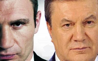 Стало відомо про що говорив Кличко з Януковичем у Межигір'ї