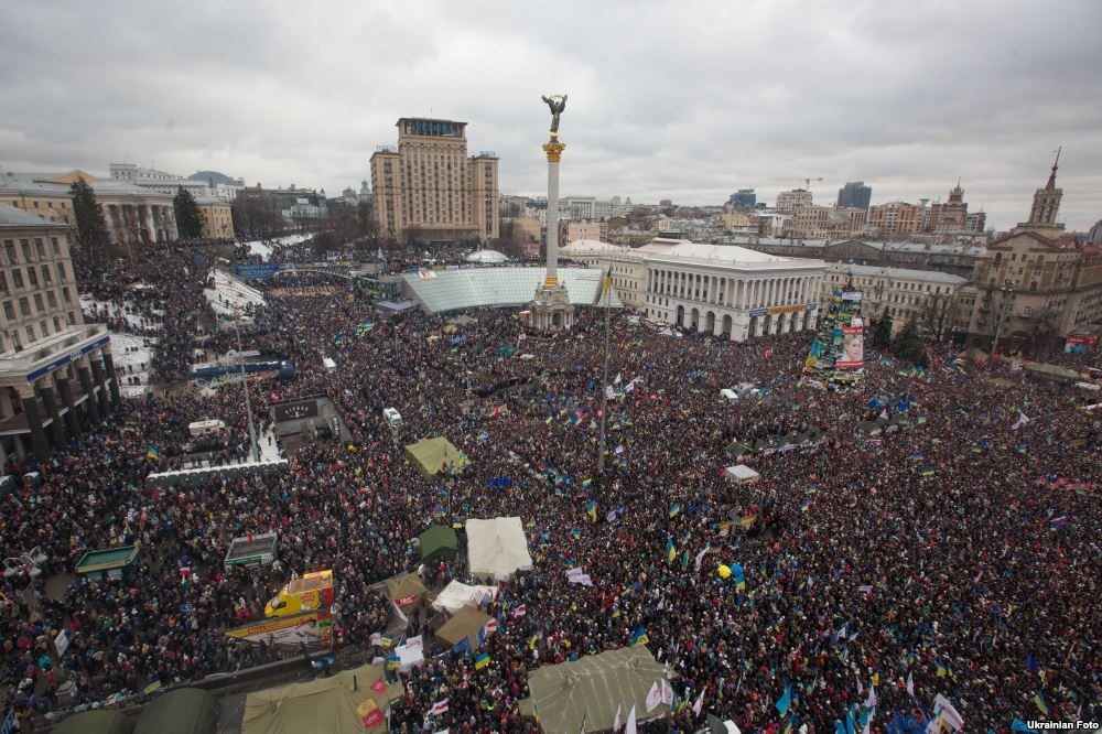 Сьогодні в Києві відбудеться чергове Народне віче, люди очікують від опозиції конкретного плану дій