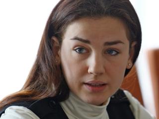 Леся Оробець заявила, що Майдан дає гарантії безпеки міліціонерам, які вийдуть з протистояння (ФОТОФАКТ)