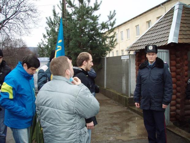 Ніхто із ужгородських правоохоронців до Києва не поїхав і виконувати злочинних наказів не збирається