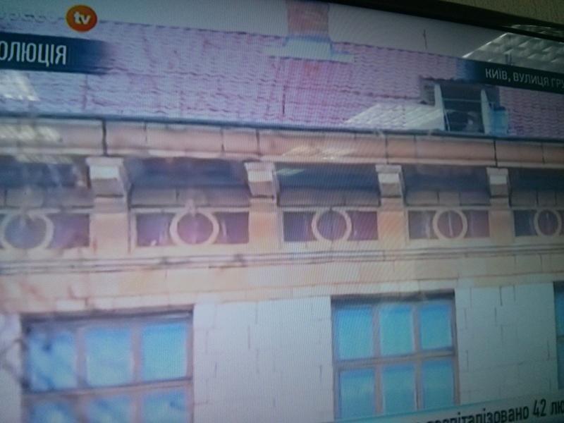 За протистоянням на вулиці Грушевського і Європейській площі спостерігають снайпери (ВІДЕО)