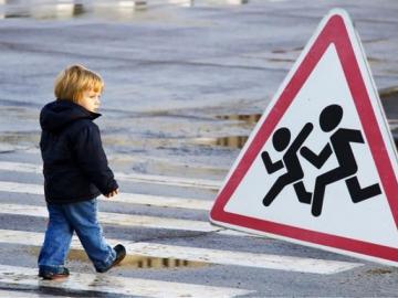За минулий рік на Закарпатті 86 дітей потрапило у ДТП, лише у трьох випадках винними були самі діти