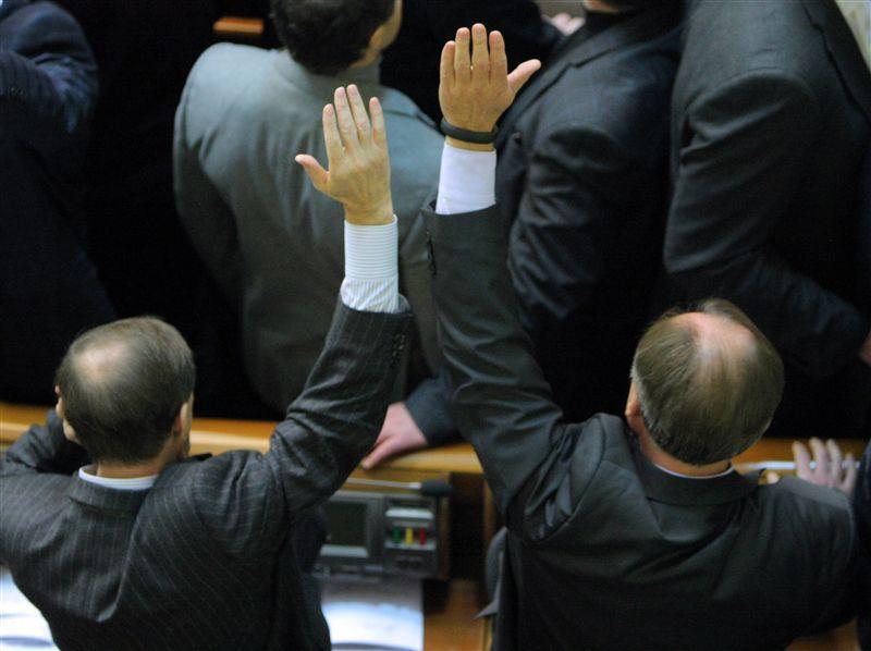 """""""Регіонали"""" намагатимуться у четвер ввести в Україні надзвичайний стан – джерело у ПР"""