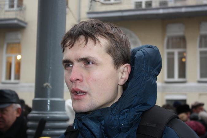У Києві невідомі увірвалися у лікарню із викрали звідти активіста ЄвроМайдану Ігоря Луценка