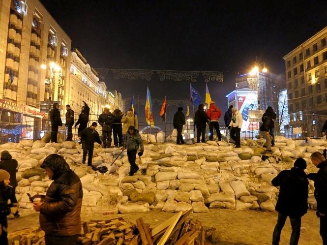 Через 24 години Євромайдан іде у наступ – опозиція