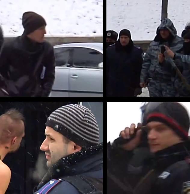 """Хлопця на Грушевського роздягли та катували бійці спецпідрозділу """"Омега"""" з Нових Петрівців"""