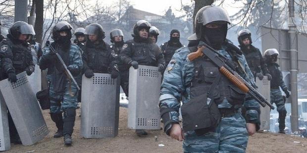 """Головний міліціонер Закарпаття підтвердив, що закарпатський """"Беркут"""" також перебуває у Києві"""