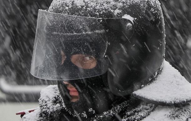 """У трьох помічених зранку автобусах, які рухалися на Ужгород, знаходилися бійці """"Беркуту"""""""