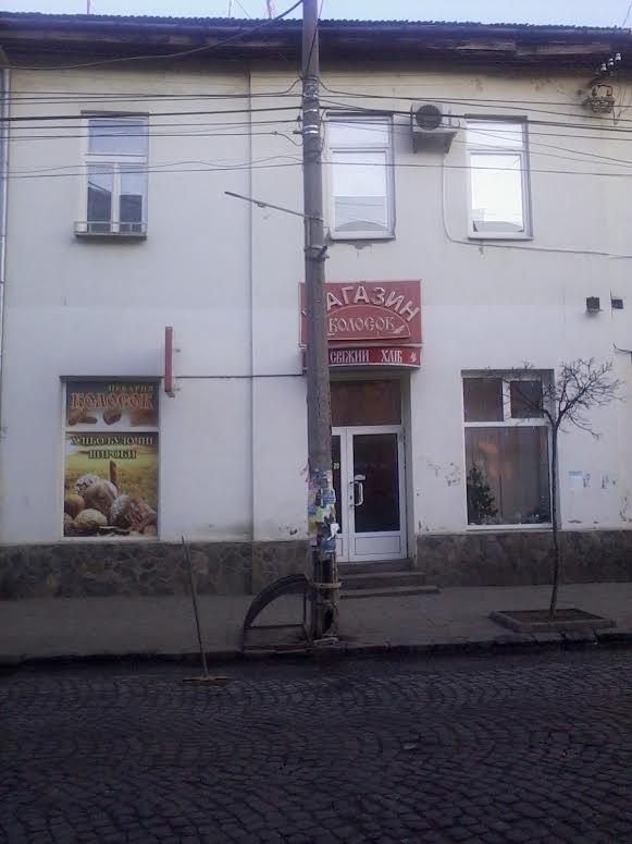 У Мукачеві по вулиці Ілони Зріні в будь-який момент може впасти електроопора (ФОТО)