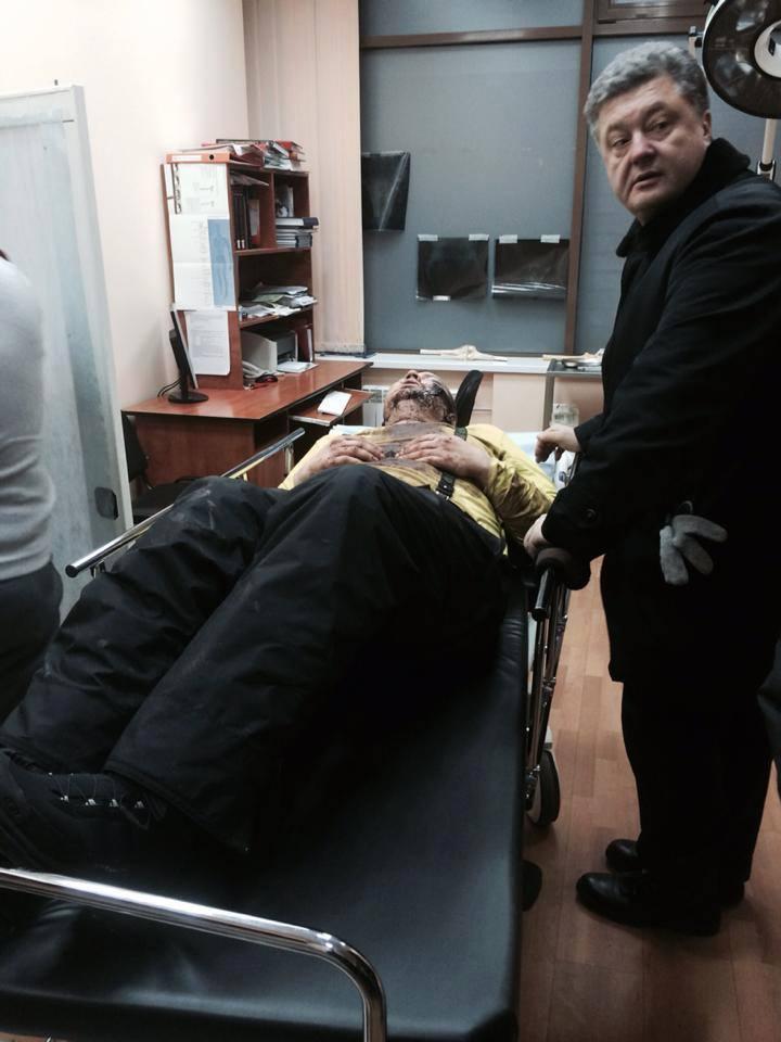 Знаденого лідера Автомайдану били, катували, а на останок ще й відрізали вухо