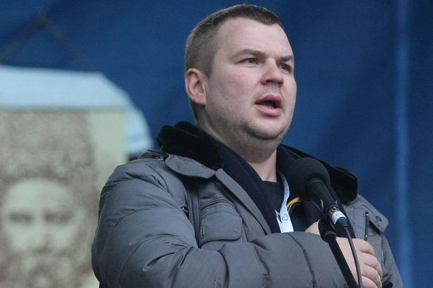 Нардеп Стець каже, що одного зі зниклих лідерів Автомайдану знайшли