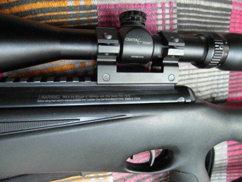 В Баранинцях під час обшуку вилучили перероблену пневматичну гвинтівку